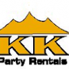 Your Member Name - last post by KK Party Rentals